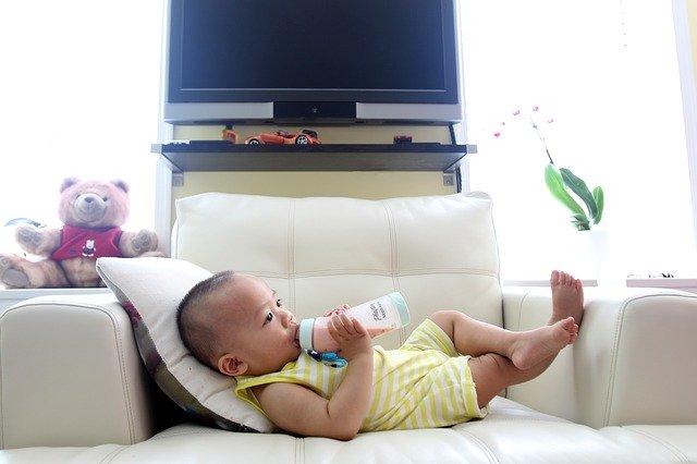 desinfección ozono puericultura