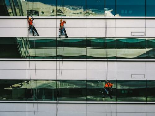 limpieza cristales y ventanas con agua ozonizada